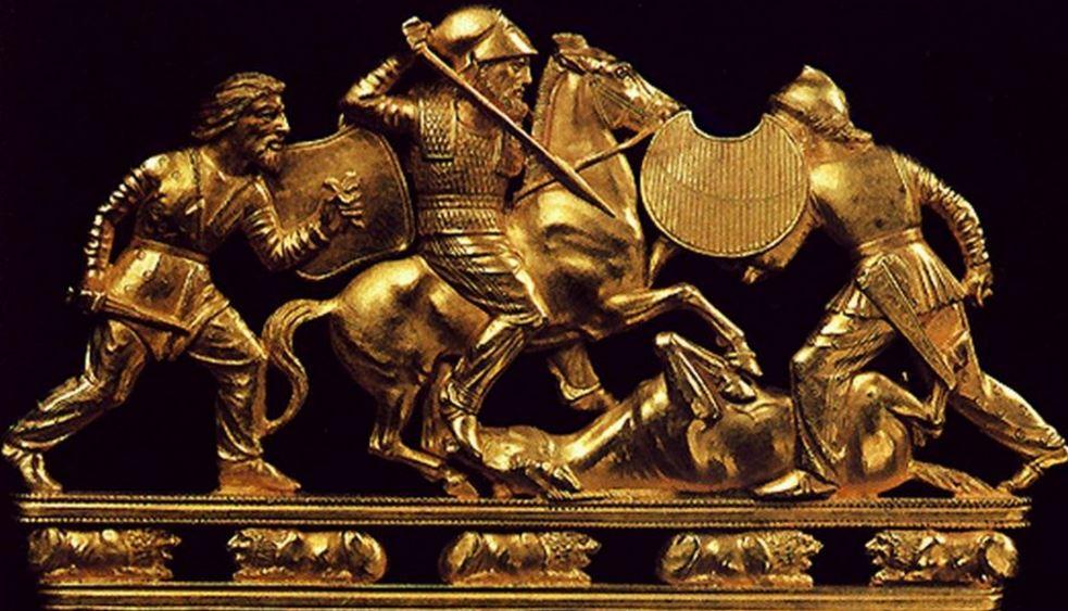 «Скифское золото» вернут Украине