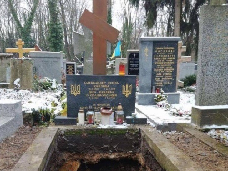 Мэрия Тернополя профинансирует перевозку и перезахоронение Александра Олеся