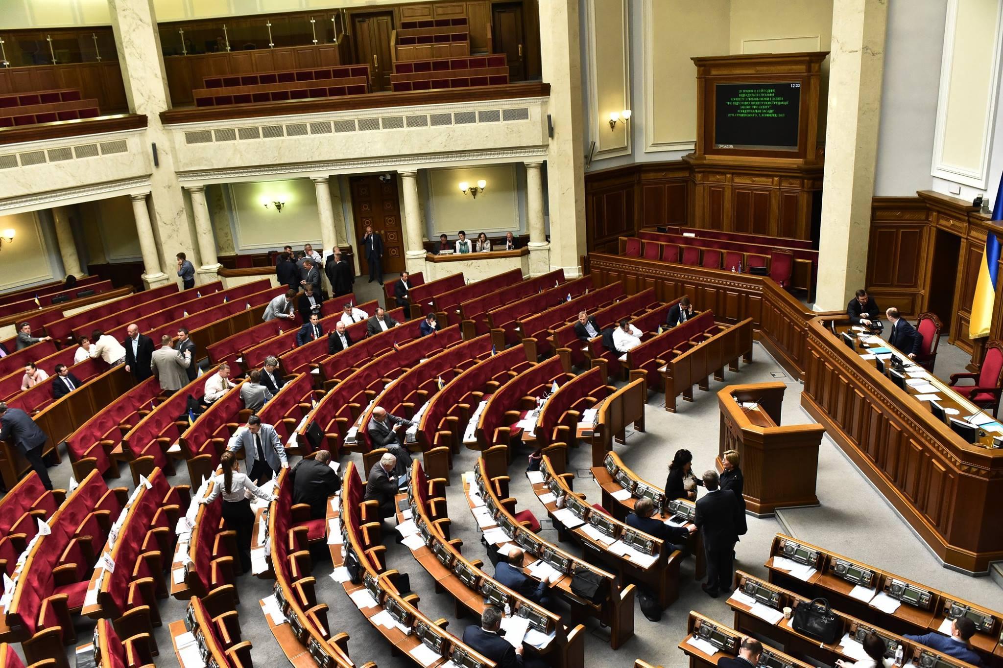 Крах коалиции возможен: что не поделили главные законодатели страны