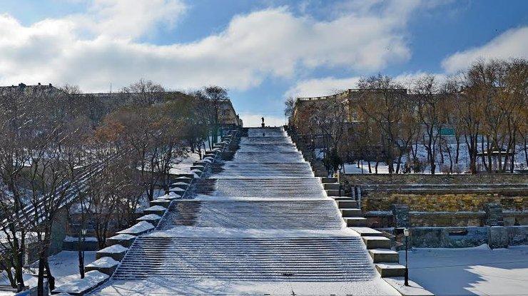 Скелет в Одессе под Потемкинской лестницей: возбуждено дело об убийстве