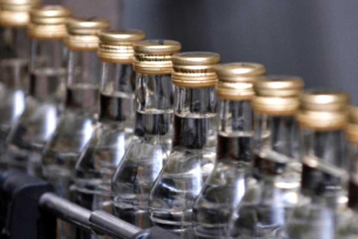 В Украине продают водку «Московская» с акцизом «ДНР»