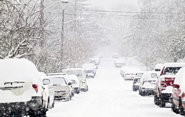 Какой ужас: снегопад оставил без света 55 населенных пунктов