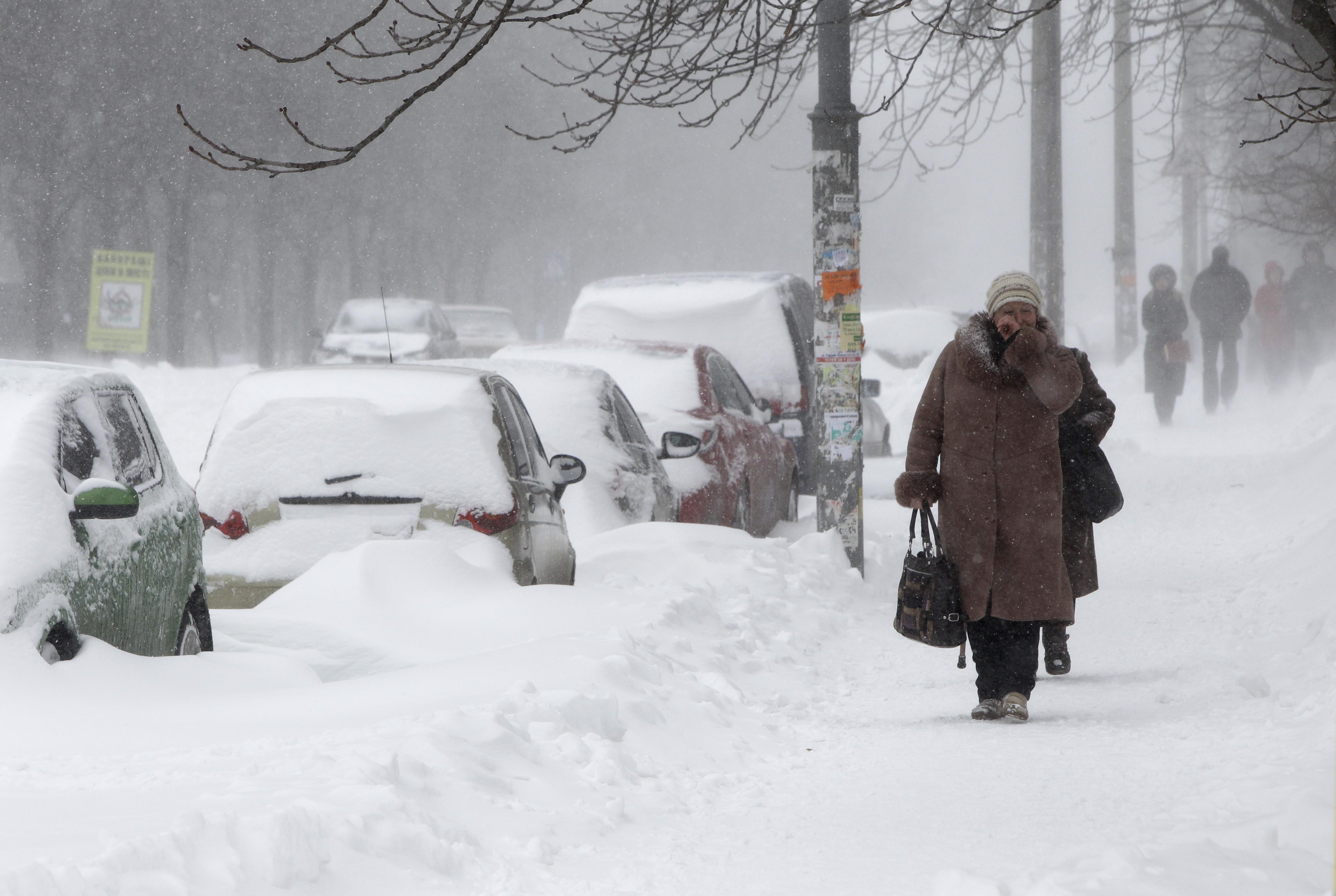 Срочно! Завтра погода в Украине начнет резко меняться