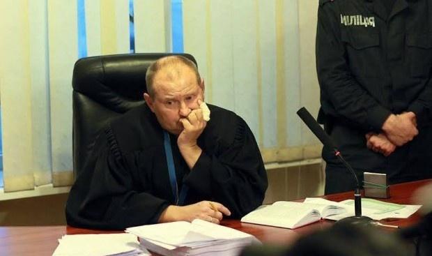 НАБУ арестовало машину матери скандального судьи Чауса (ФОТО)