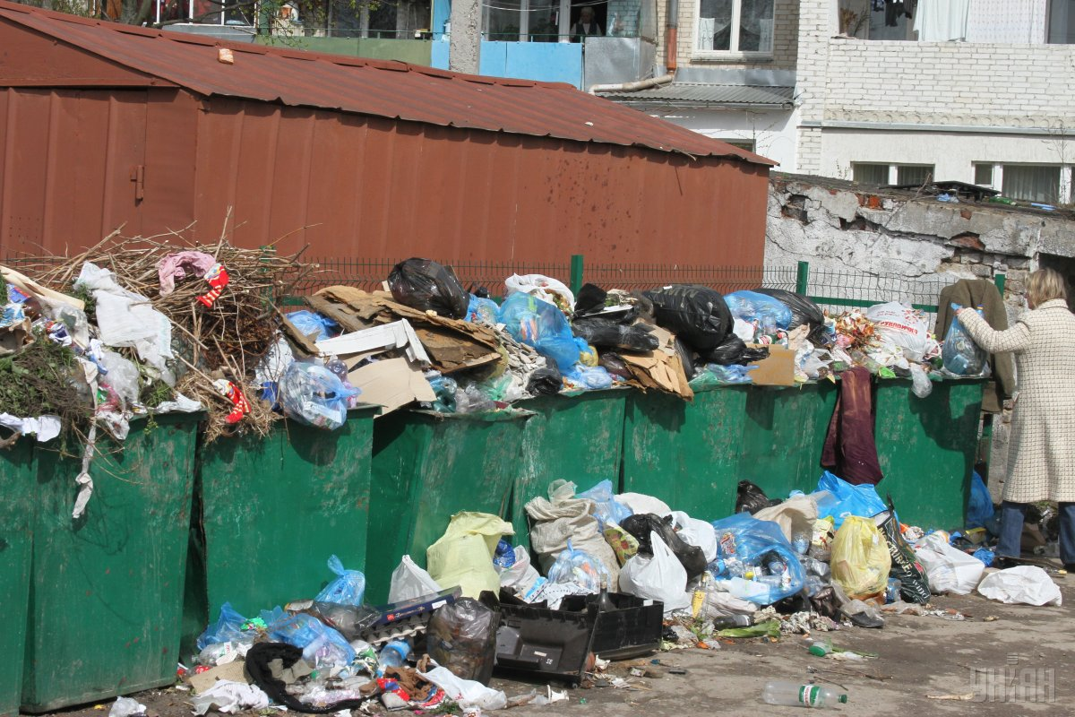 Во Львове утвердили новые тарифы на вывоз мусора
