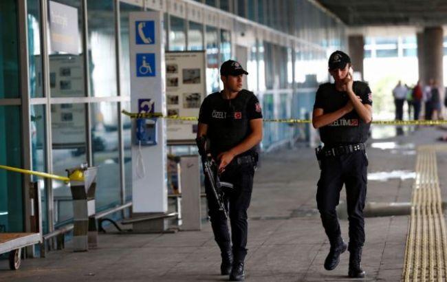 Задержано жену подозреваемого в совершении теракта в Стамбуле