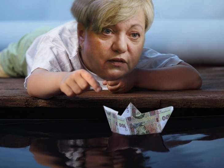 Объяснили: в Гонтаревой рассказали, почему на самом деле резко упала гривна