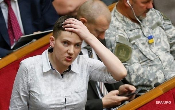 Когда сначала делаешь, а только потом думаешь: Савченко призналась в некорректности опубликованных списков пленных. Ее не поймешь