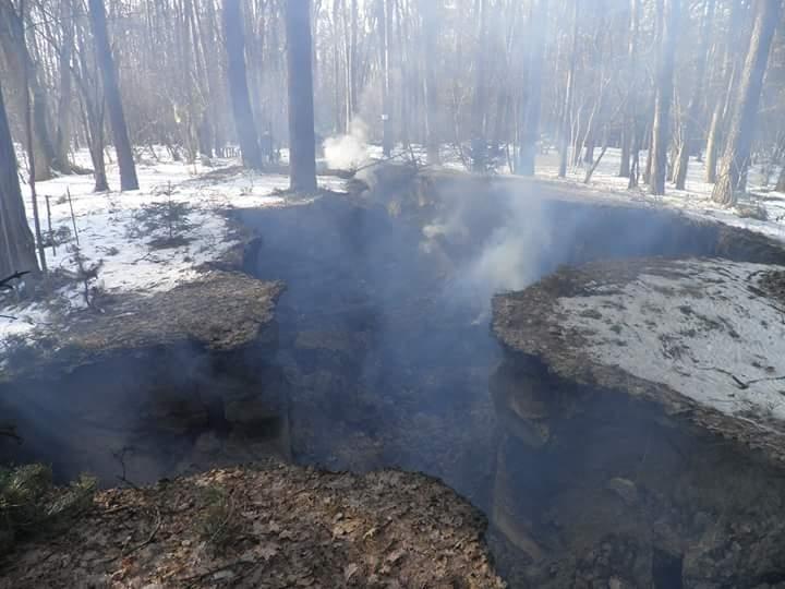 «Этот поджог совершил изверг-украиноненавистник»: стали известны подробности страшного пожара музея-убежища УПА на Львовщине (ФОТО)