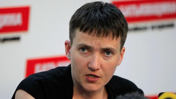 Странное заявление: Украинцев объединит только холодильник – Савченко