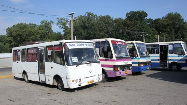 На Львовщине вырастут цены на маршрутки