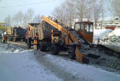 Работник дорожной службы во время расчистки дороги умер от сердечного приступа