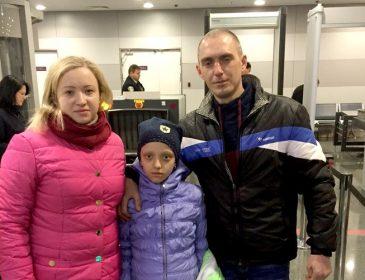 Страшная беда в семье: маленькой дочери украинского военного нужна срочная помощь