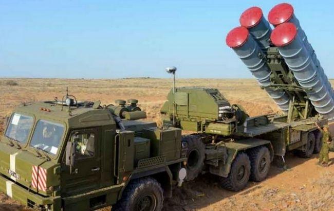 РФ усиливает противовоздушную оборону аннексированного Крыма