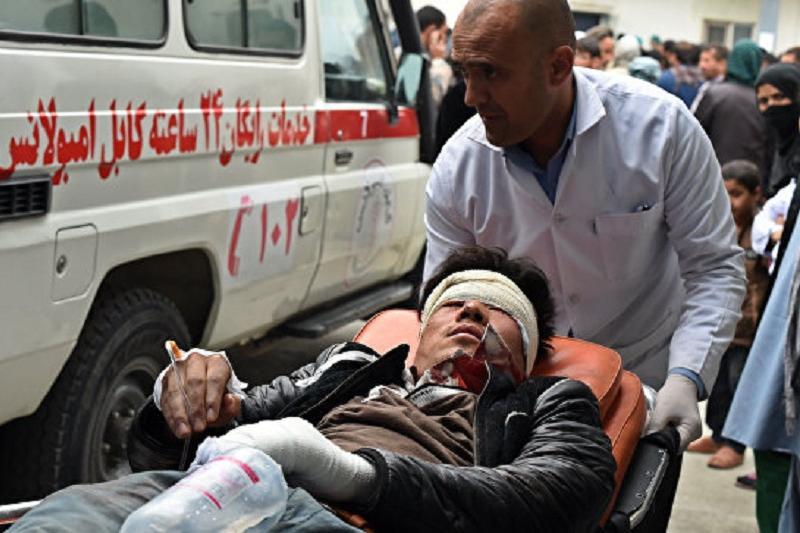 Ужасный взрыв в Кандагаре унес жизни 11 человек, десятки раненых (ВИДЕО) Врезультате терактасерьезно пострадалидипломаты