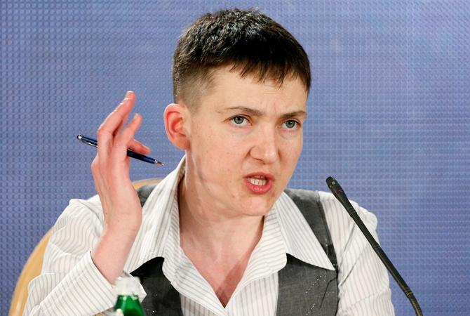 Даже нардепы были в шоке: как депутат «навалял» Надежде Савченко