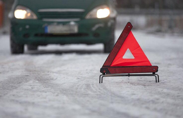 Украинцам несладко: в пяти областях Украины объявлено критический уровень аварийности на дорогах (инфографика)