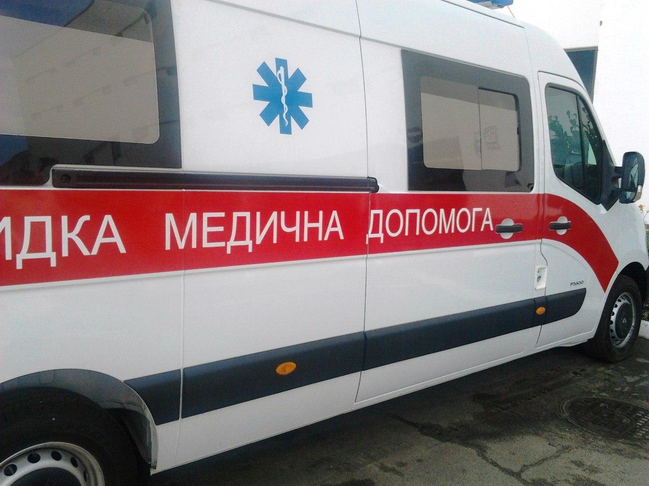С Авдеевки в больницу привезли раненых военных