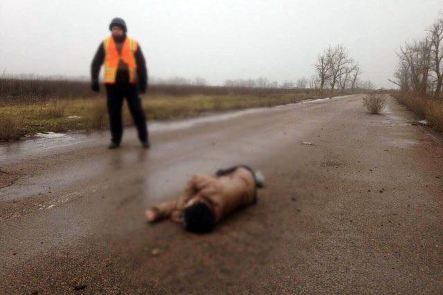 Убив молодую женщину, террористы ДНР три дня не позволяли забрать ее тело