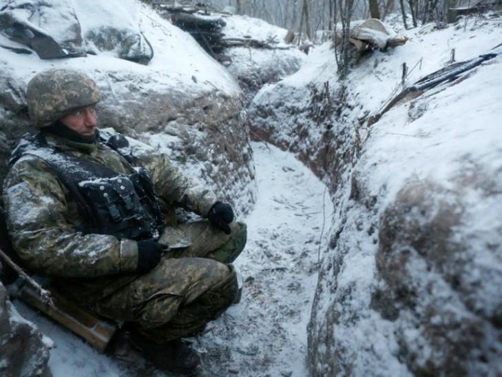 АТО: Боевики 60 раз обстреляли позиции ВСУ, погиб военнослужащий