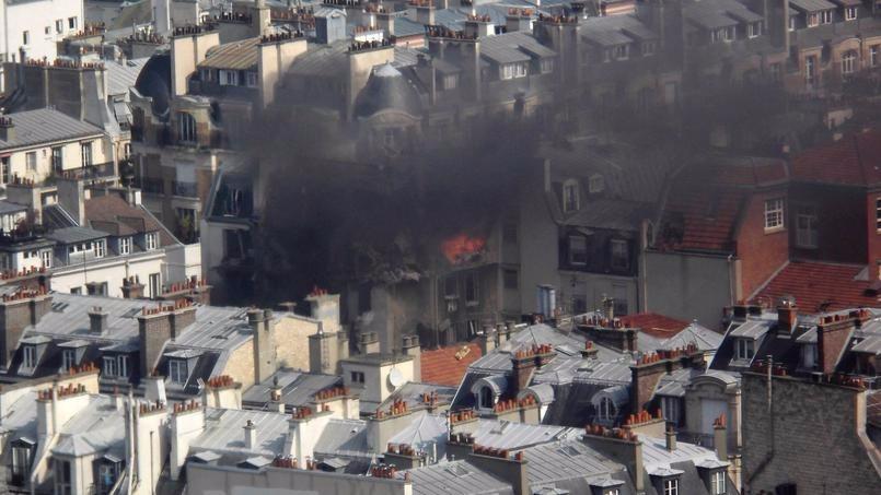 Трагедия в Париже: стали известны подробности ужасного взрыва (ФОТО, ВИДЕО)