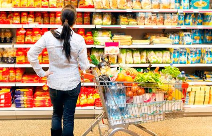 Инфляция посадила украинцев на вынужденную диету