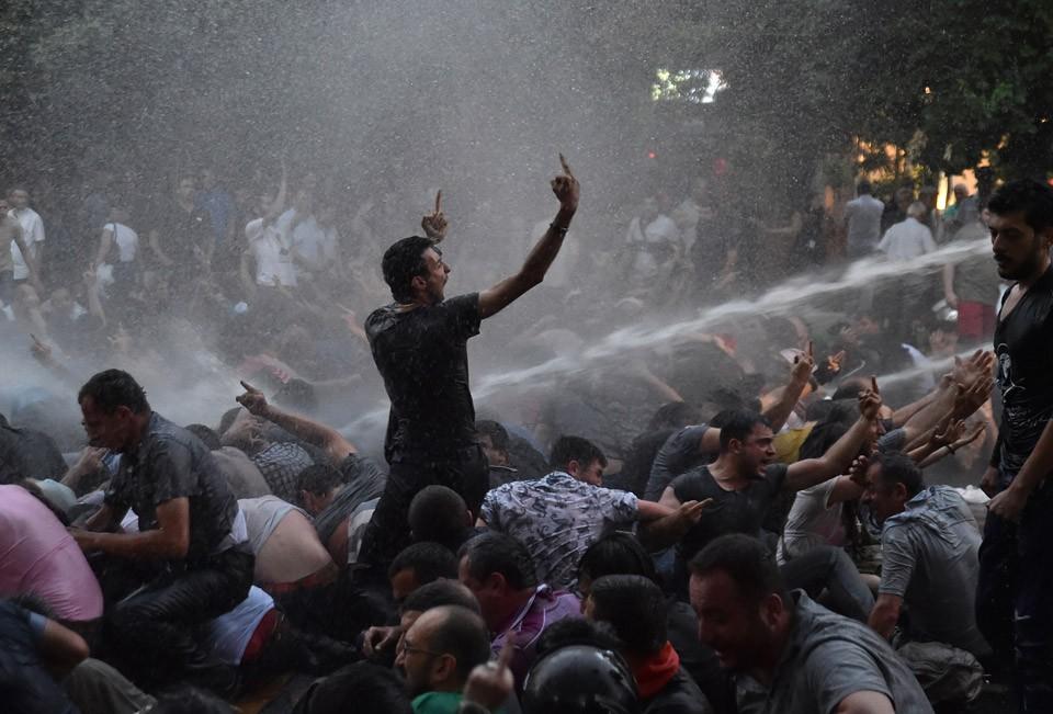 Через протест в Киеве перекроют все въезды и выезды из города
