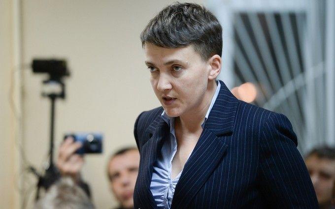 Эпопея с Савченко продолжается: нардеп опубликовала исправленные списки пленных (ФОТО)