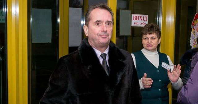 На Волыни председатель Госказначейства Лемищак имеет миллионные состояния и носит часы за $10000