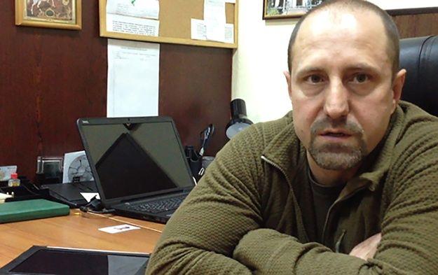 Ходаковский болтает о том, как боевики-дебилы «палили» по ВСУ из жилых кварталов