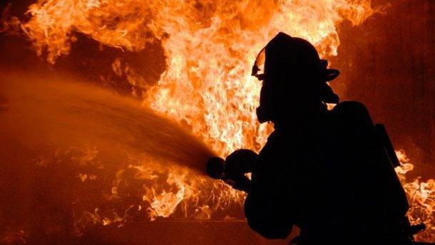 В результате страшного пожара на Житомирщине погиб охранник