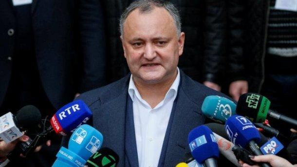Как СБУ отреагировала на скандальное заявление президента Молдовы про «российский» Крым