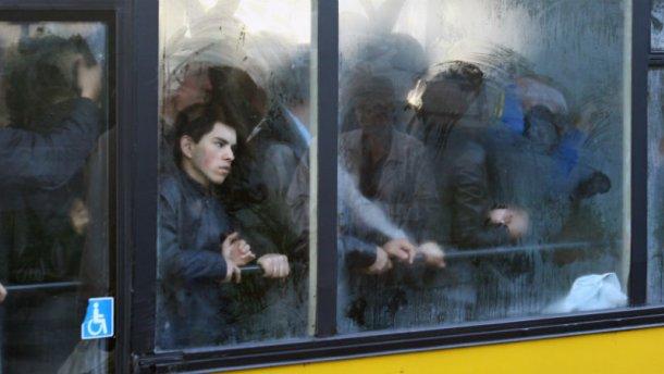Из-за повышения минималки пригородный транспорт в Киеве дорожает (фото)