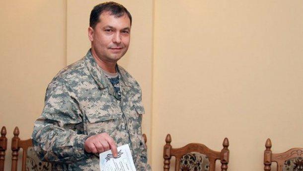 Террористы обнародовали «официальную» причину смерти экс-главаря «ЛНР» Болотова