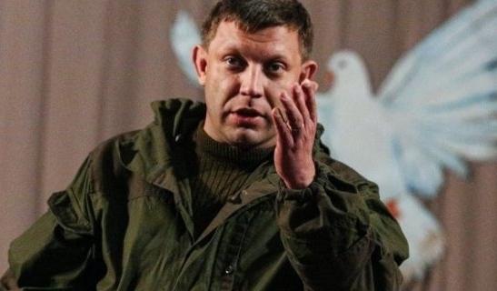 Захарченко опять «взял Киев» языком