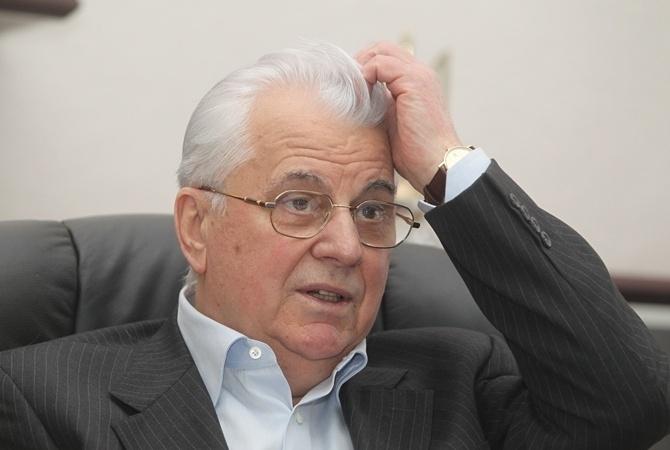 Кравчук рассказал, как остановить войну на Донбассе