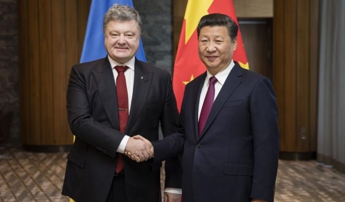 Китай поможет Украине решить конфликт с Россией