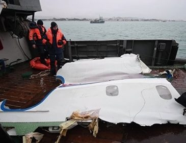 На месте катастрофы Ту-154 случайно нашли еще один пропавший самолет