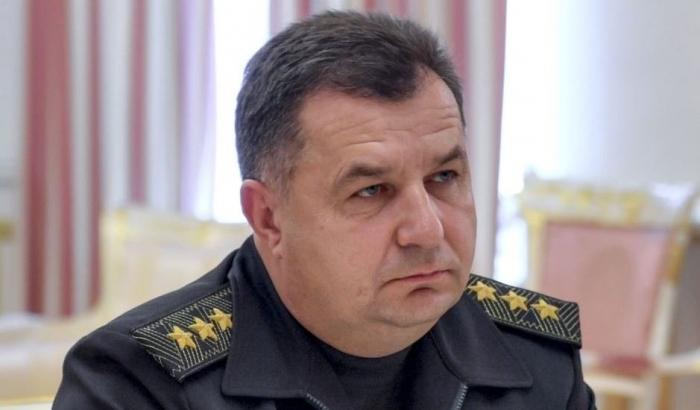 Полторак пообещал Путину «теплый прием»
