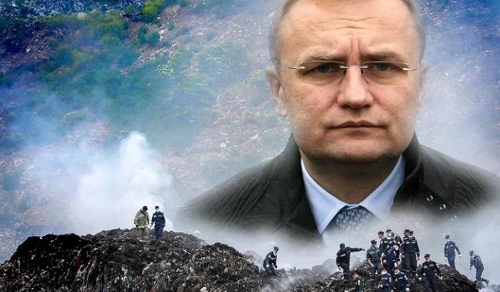 Очередной скандал: Садовой снова вляпался