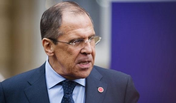 Лаврова возмутило заявление Порошенко