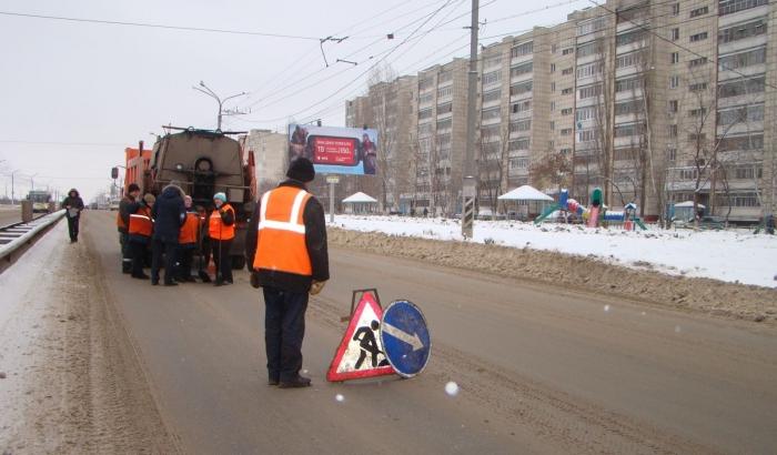 Ключевую киевскую развязку перекроют на ремонт