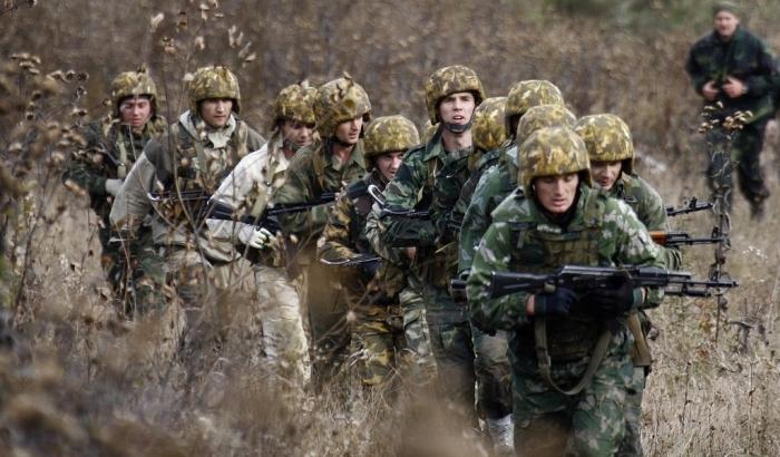 В Украине пройдут многонациональные учения ВСУ