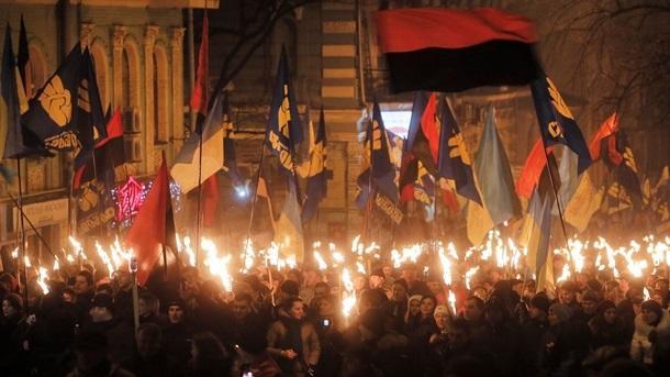 В Киеве усилили охрану из-за марша в честь Бандеры