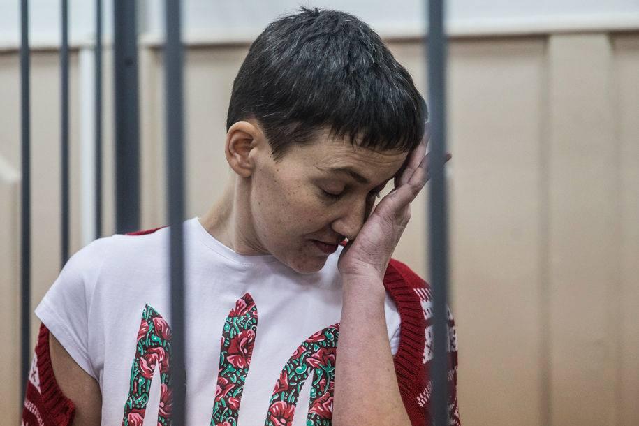 Шок! Спектакль от Савченко: народный депутат на самом деле не сидела в тюрьме — Лозовой