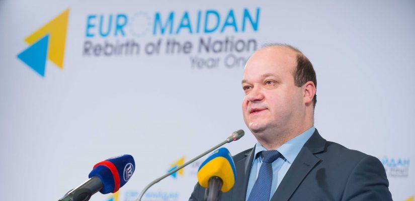 О чем посол Украины говорил с президентом США
