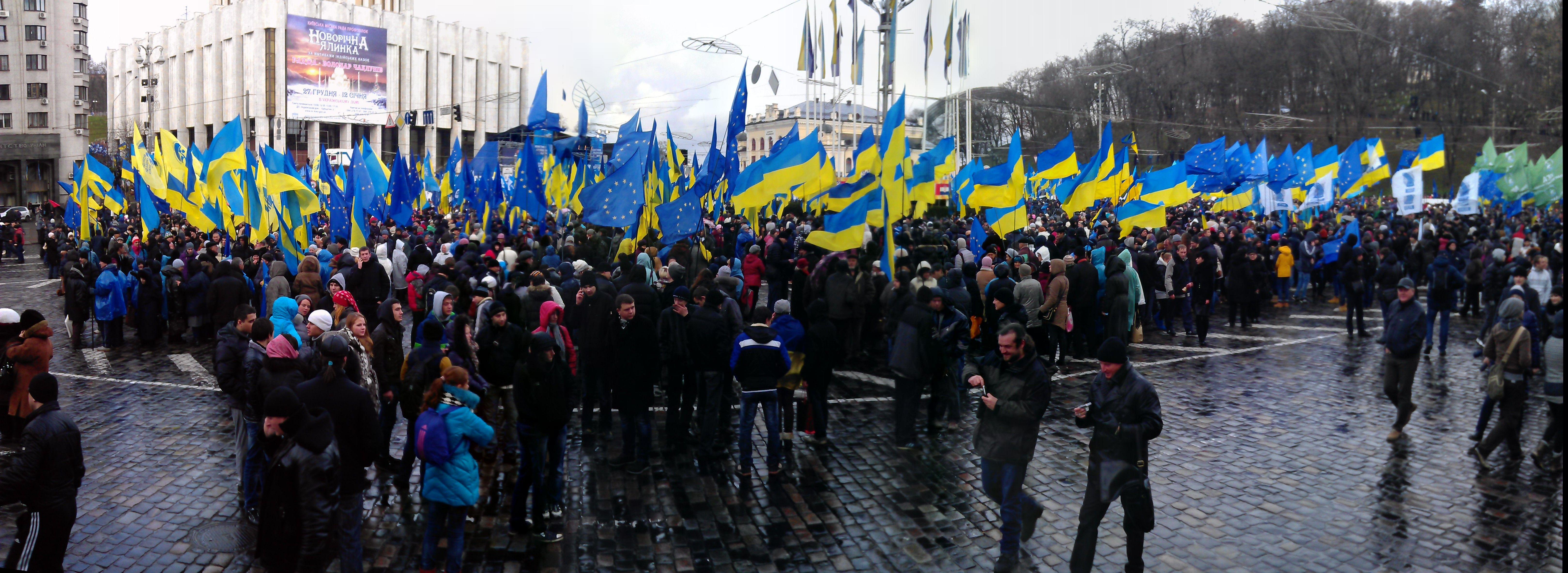 Украинцы устроили массовый протест: причина вас смутит