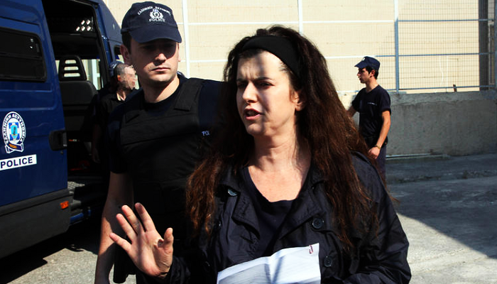 В Греции наконец-то задержали опасную террористку, за голову которой давали €1 миллион