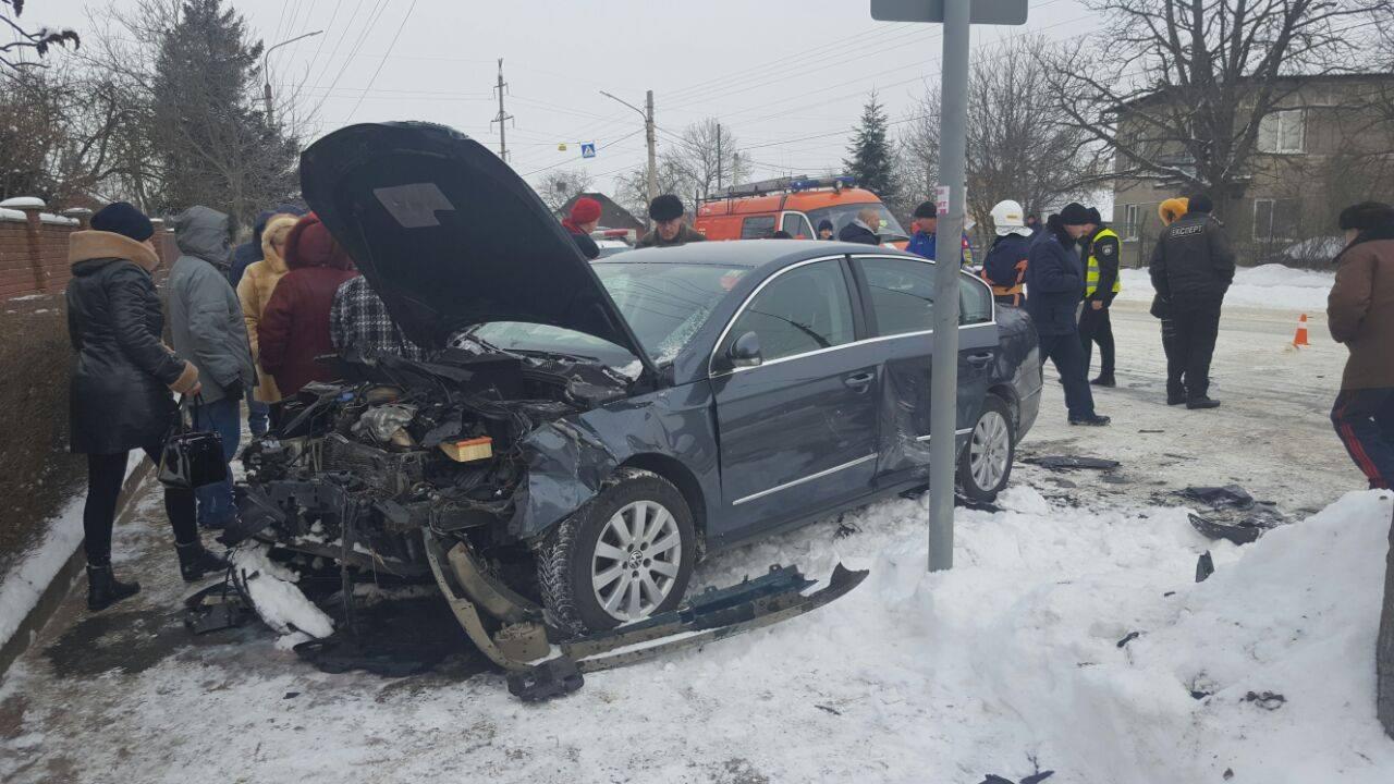 Ужасная трагедия: водитель уснул за рулем на дороге