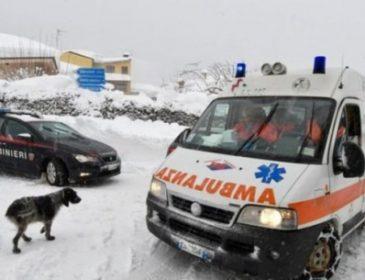 Новые подробности о несчастье в Италии: под лавиной, которая «похоронила» отель, нашли шестерых людей